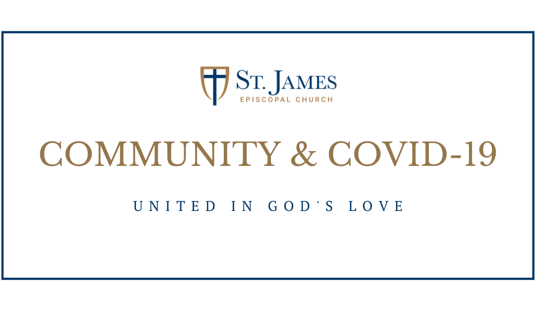 Community & COVID-19: United In God's Love