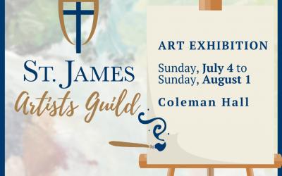St. James Artists Guild Show Summer 2021