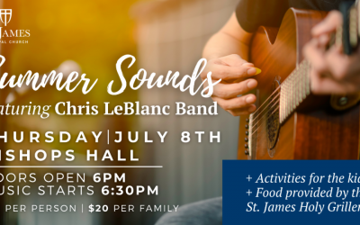 Summer Sounds is Back July 8th!