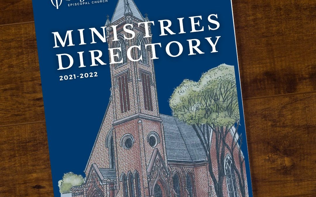 2021-2022 Ministries Directory